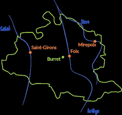 Plan Ariège détaillé
