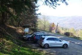 Départ depuis Col de Légrillou